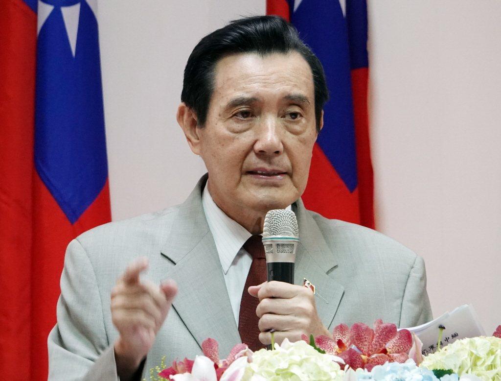 前總統馬英九。 聯合報系資料照片/記者杜建重攝影