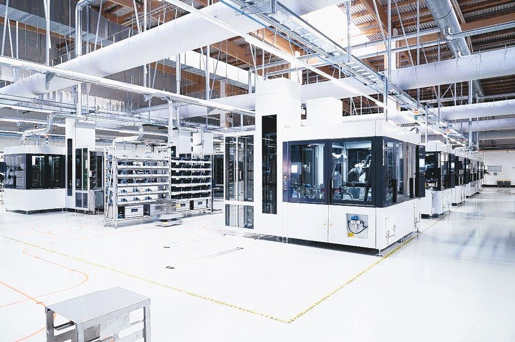 SICK感測器為智能工廠提供數據,與推動工業4.0關係密切。 台灣西克/提供