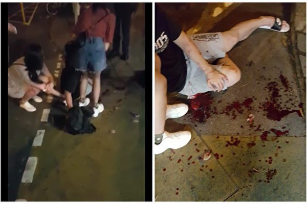 昨天凌晨將軍澳連儂隧道內砍人事件中,其中一名被砍重傷命危女子,被曝光是李澤楷旗下...