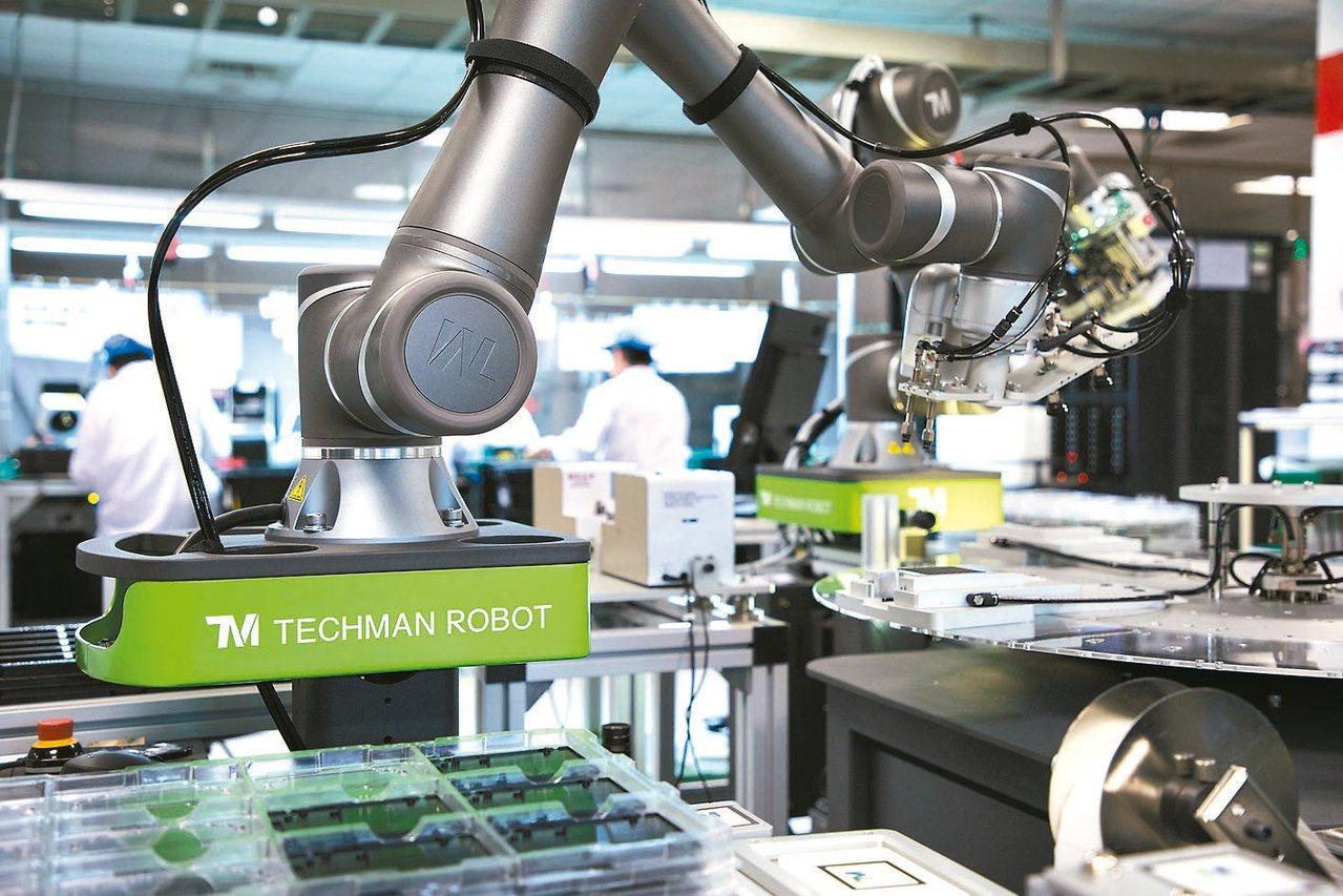 廣明今年參加台北自動化工業大展,今年首度推出TM Operator系列─ TM ...