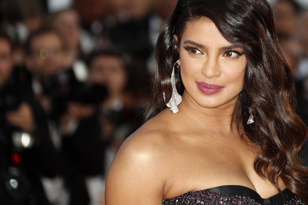 寶萊塢明星琵豔卡。 歐新社