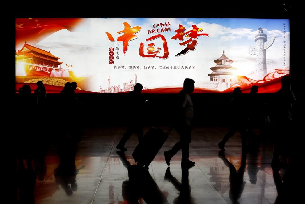 隨國民政府來台灣的祖父母,因為思鄉而活在超脫現實的中國夢裡。 圖/路透社