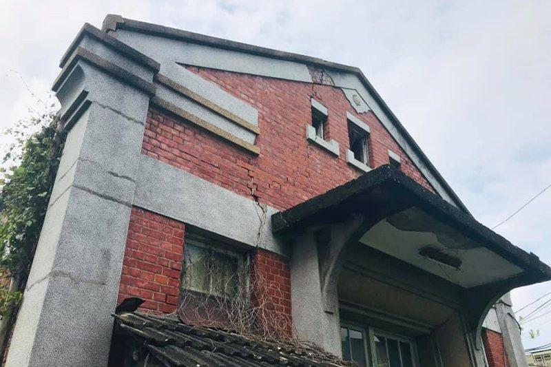 彰化縣埔心舊館村保甲事務所。 圖/取自埔心鄉長張乘瑜