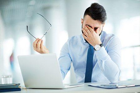 慢性疲勞症候群有可能與不健康的腸胃道有關。 圖/大幸藥品 提供