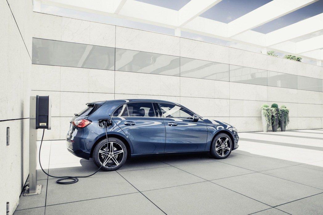 根據原廠所提供的資訊顯示,Mercedes-Benz A 250e平均油耗為66...