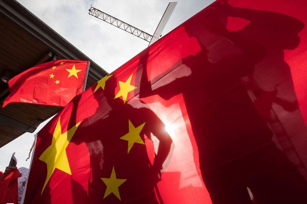 中國外交部發言人耿爽稱「海外中國人有權利來表達他們的觀點和看法」,真的嗎? 圖/美聯社