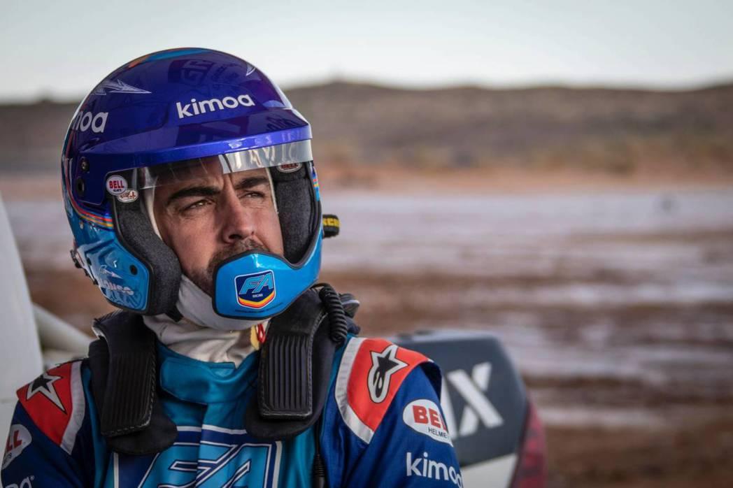 Fernando Alonso將挑戰非場地賽事的達卡拉力賽。 摘自Gazoo R...