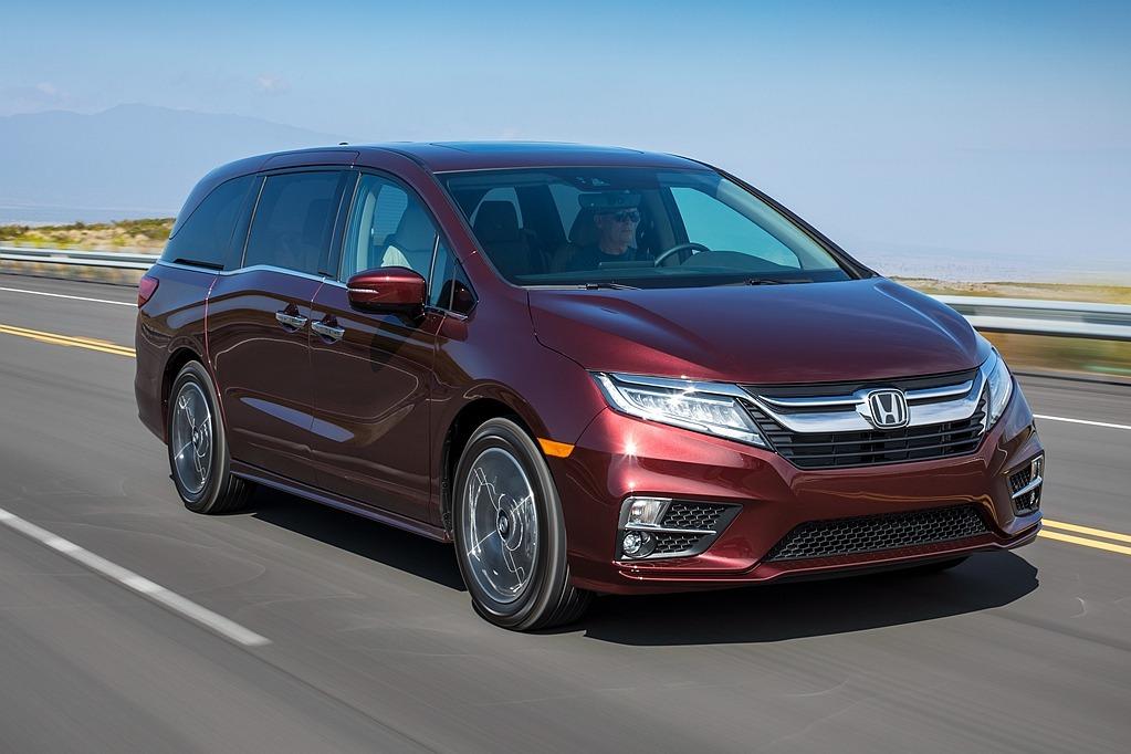 美規Honda Odyssey問世25周年!不僅是同級最熱賣,更全面換裝10速自排