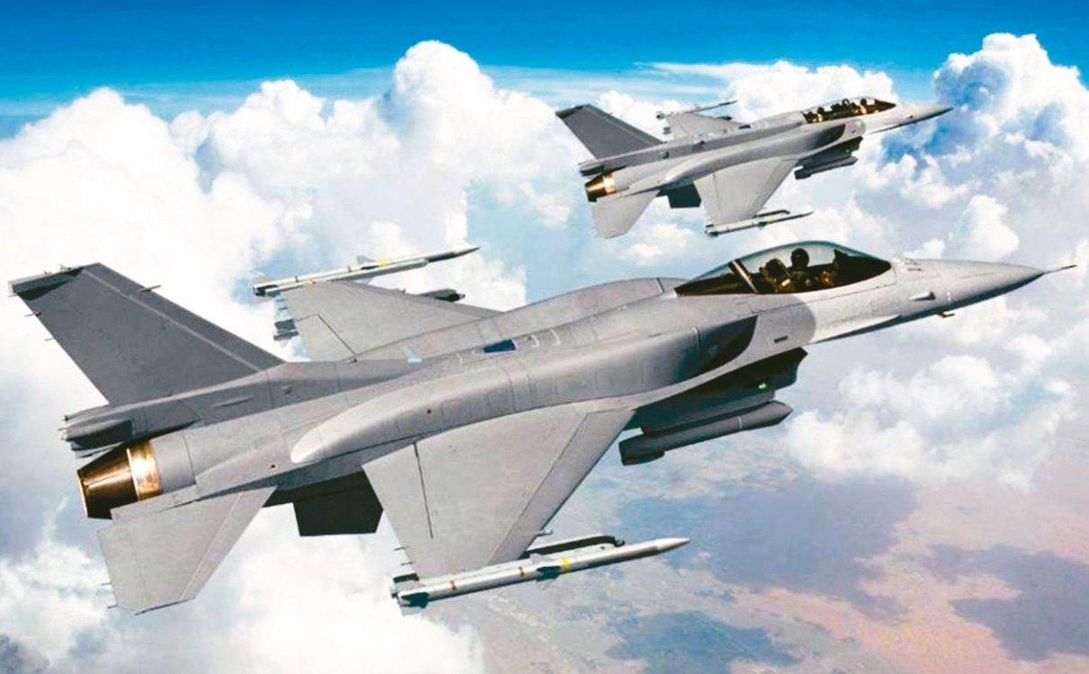 美國國務院決定批准售台66架F-16C/D Block 70戰機與相關設備和支援...
