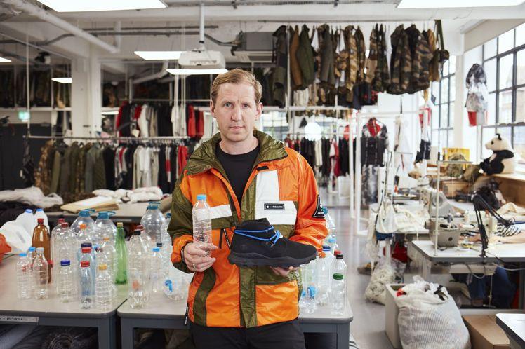 Timberland推出秋冬新品「Brooklyn Reboot」系列,將回收塑...