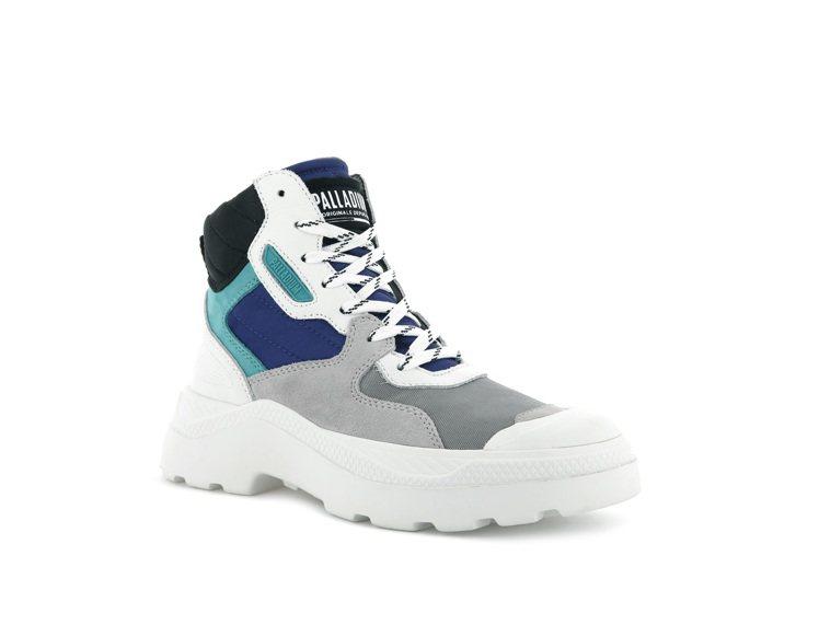 Δ世代軍種潮鞋PALLAKIX 90 TX,售價3,580元。圖/PALLADI...