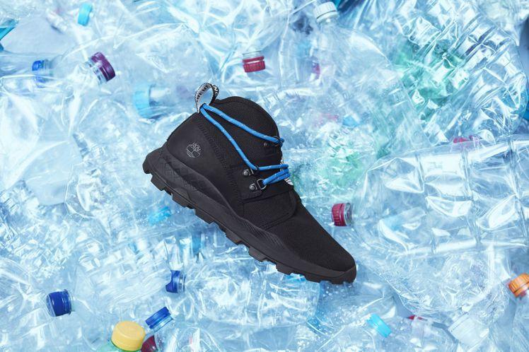 Brooklyn Reboot - Chukka皮革拼接休閒靴,售價3,500元...