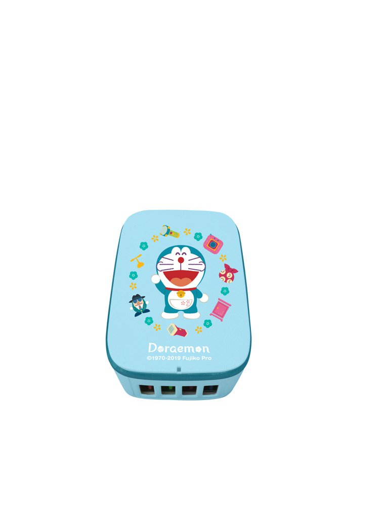 7-ELEVEN將於8月28日起推出「哆啦A夢神奇道具集點」活動,限量4孔USB...
