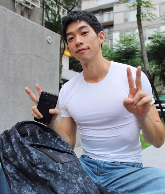王可元靠大量運動維持身材。圖/摘自王可元臉書