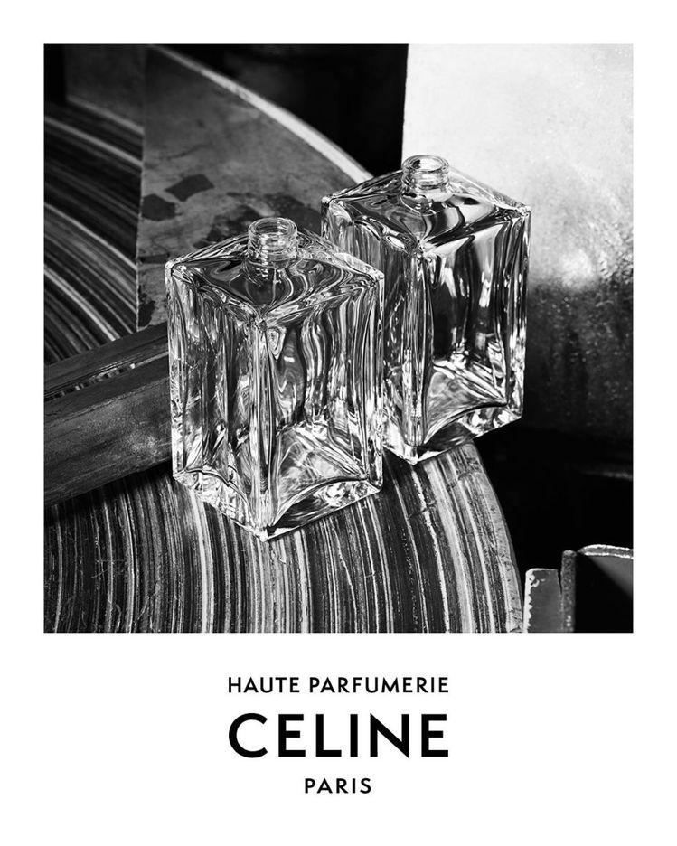 晶瑩剔透的玻璃瓶身有著稜鏡般的側波紋,襯托十七世紀極簡主義的美學。圖/CELIN...