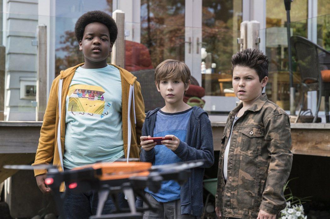 「好小男孩」9月12日上映。圖/UIP提供