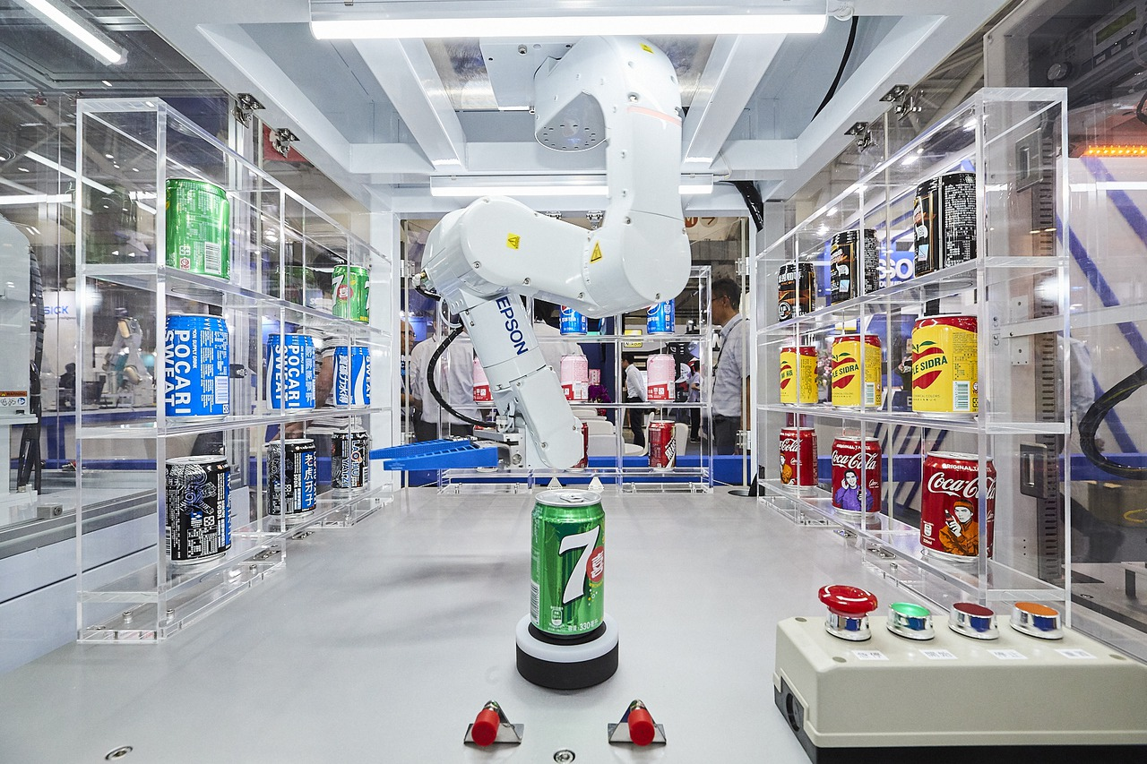 自動化工業展開展 Epson機械手臂新品首度亮相