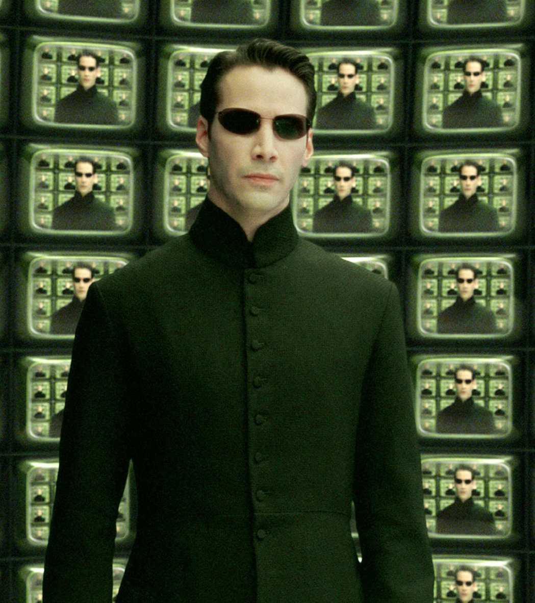 基努李維將再回歸「駭客任務」系列拍攝新續集。圖/路透資料照片