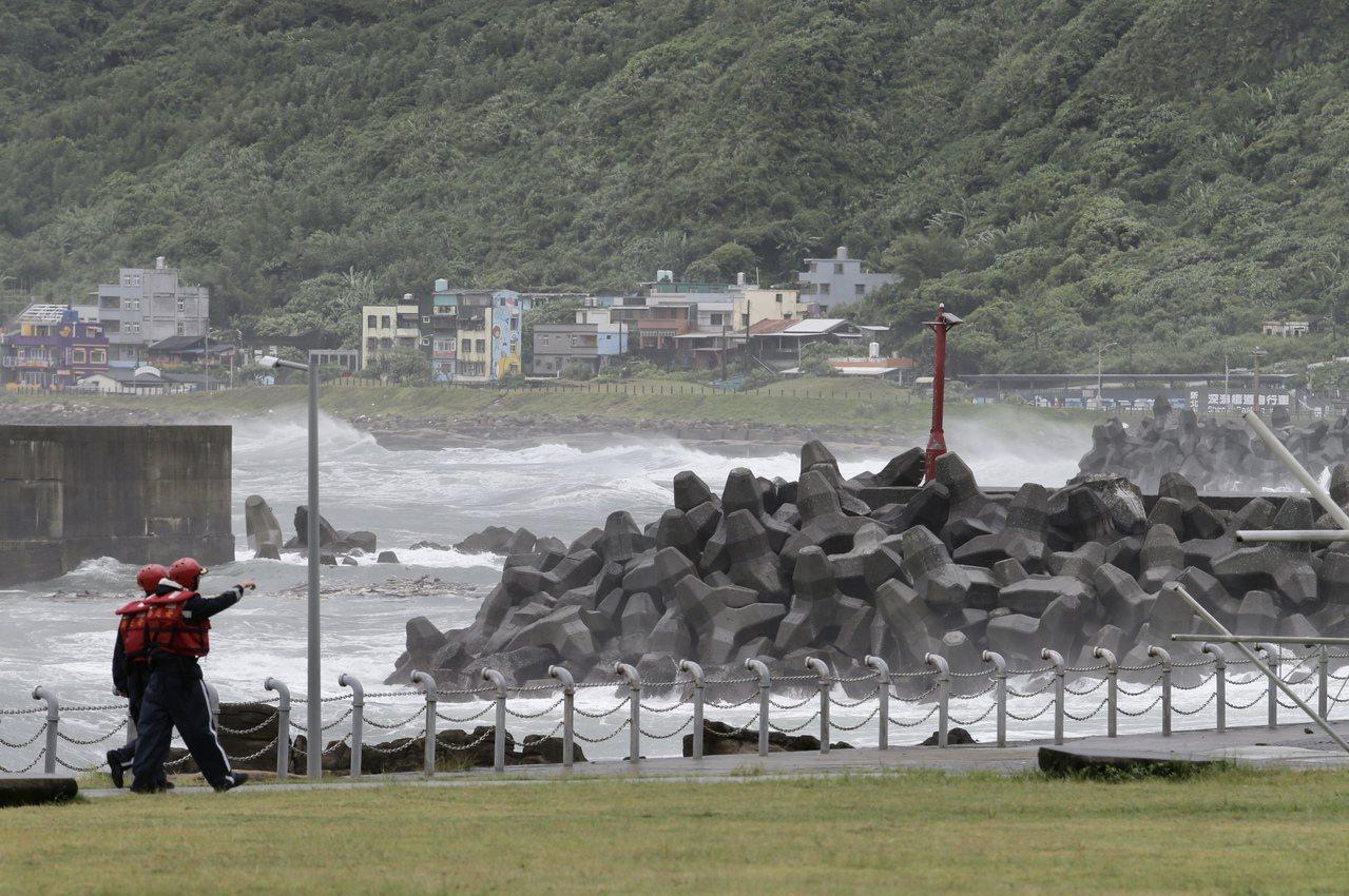 蘇澳漁船失聯。示意圖。聯合報系資料照/記者許正宏攝影
