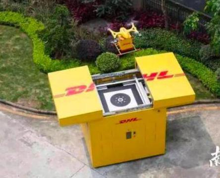 除飛行計程車,廣州也推動配送種類更齊全的無人機物流示範點,打造「空中交通智慧城市...