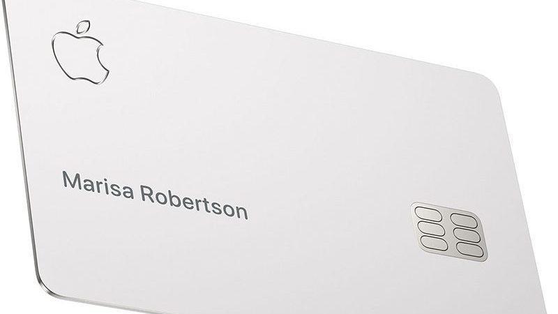 蘋果上線了!全美推出信用卡「Apple Card」。 陳律安