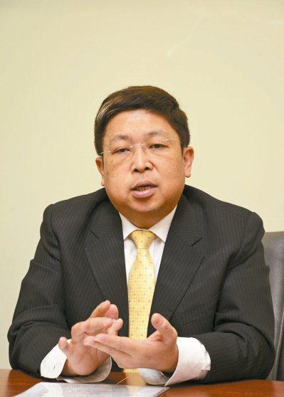 威剛董事長陳立白。圖/聯合報系資料照片