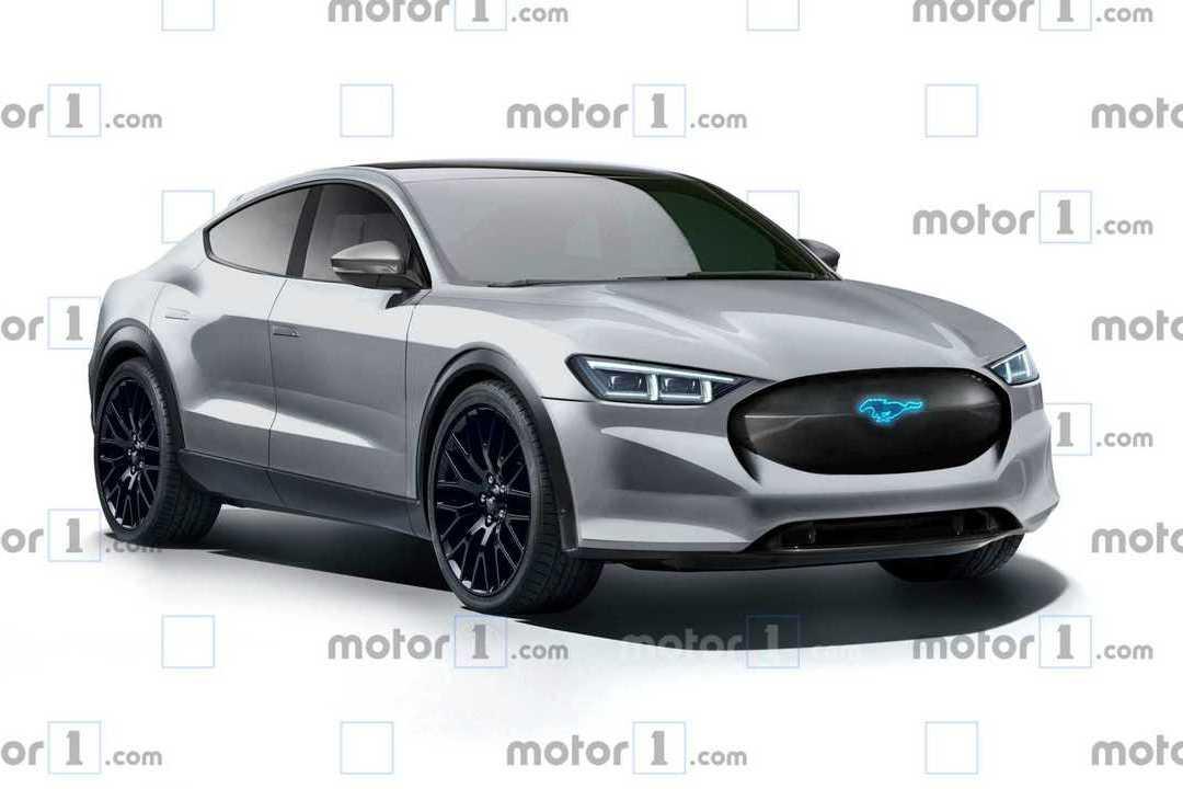 以野馬為發想的純電休旅 全新Ford Mach 1有望洛杉磯車展發表?