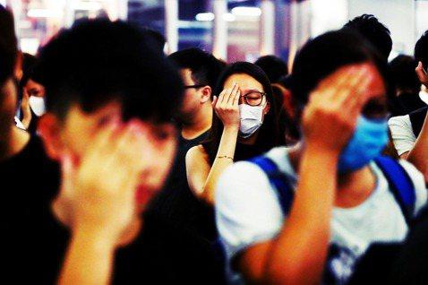 2019年8月21日,香港元朗的「721無差別襲擊事件」已經屆滿一個月。為抗議「...