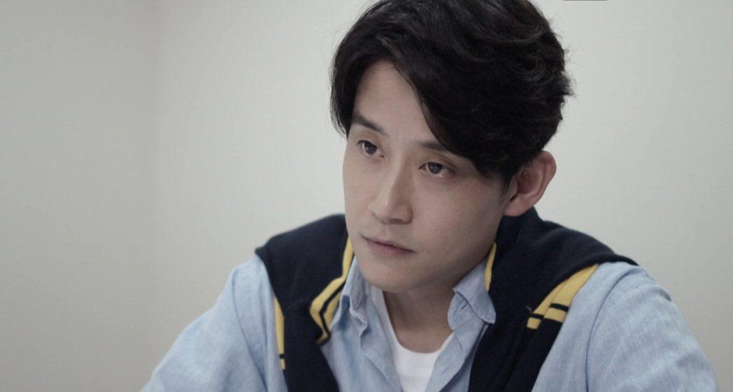 陳乃榮客串演出「一起幹大事」。圖/八大提供