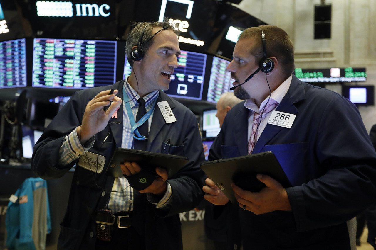 零售商財報反映消費者需求強勁消費,助美股周三走高。 路透
