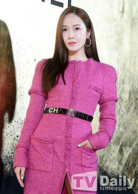 Jessica因合約糾紛,遭大陸經紀公司追討20億韓元賠款。圖/摘自tvDail