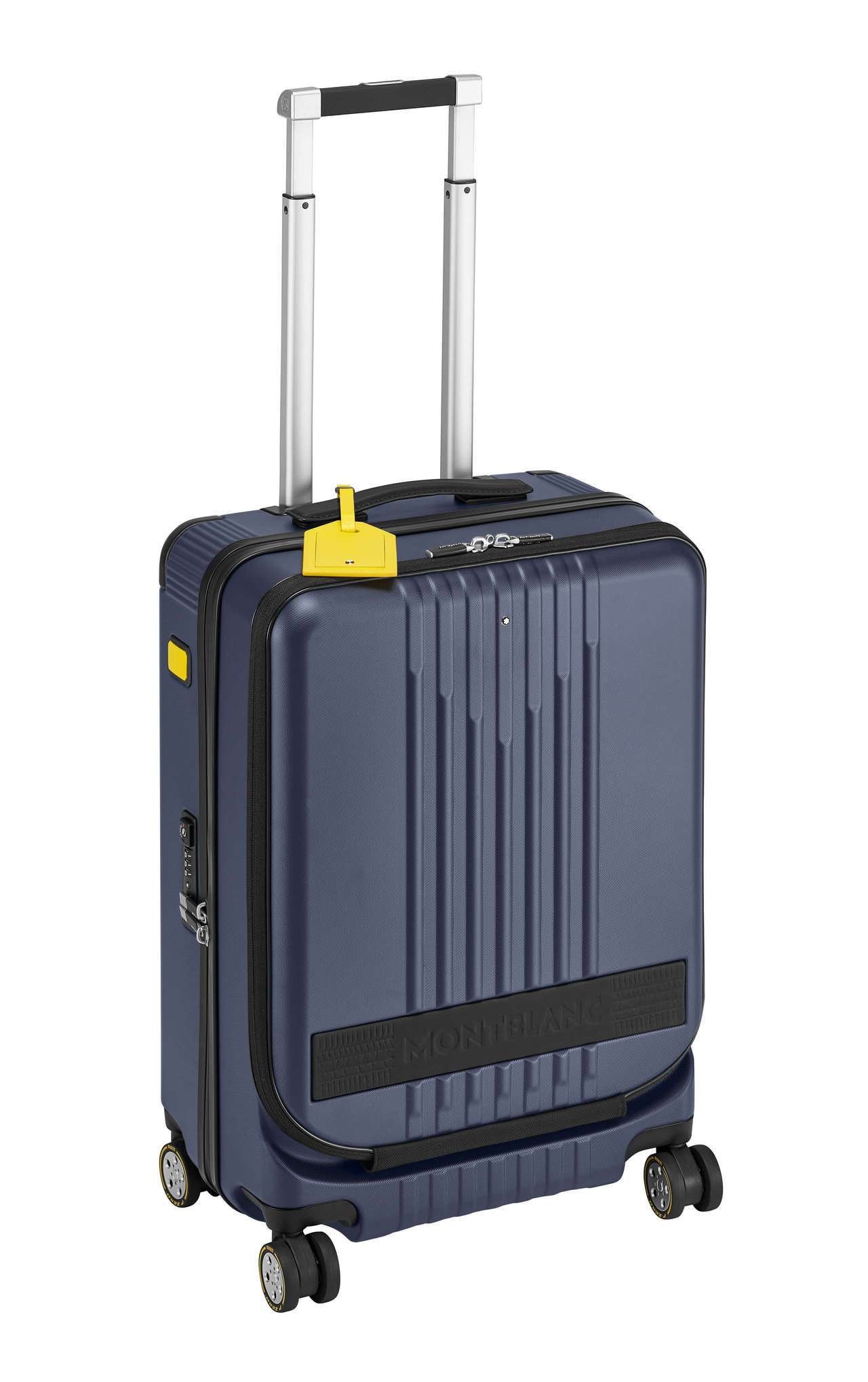 萬寶龍x倍耐力聯名款限量行李箱,25,200元。圖/萬寶龍提供
