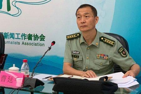 中共解放軍軍事科學院戰爭研究院研究員曹延中表示,香港問題是國際高度關注的熱點問題...