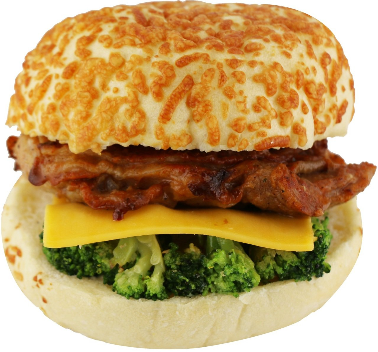 21風味館主廚香草烤雞堡,售價69元,限量50萬份。圖/7-ELEVEN提供