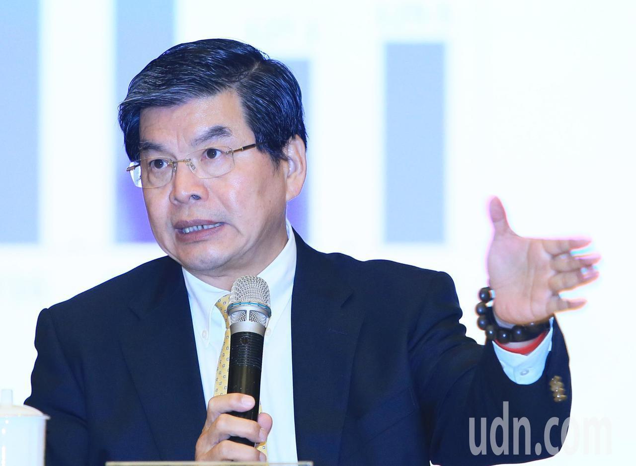 國泰金控總經理李長庚。記者潘俊宏/攝影