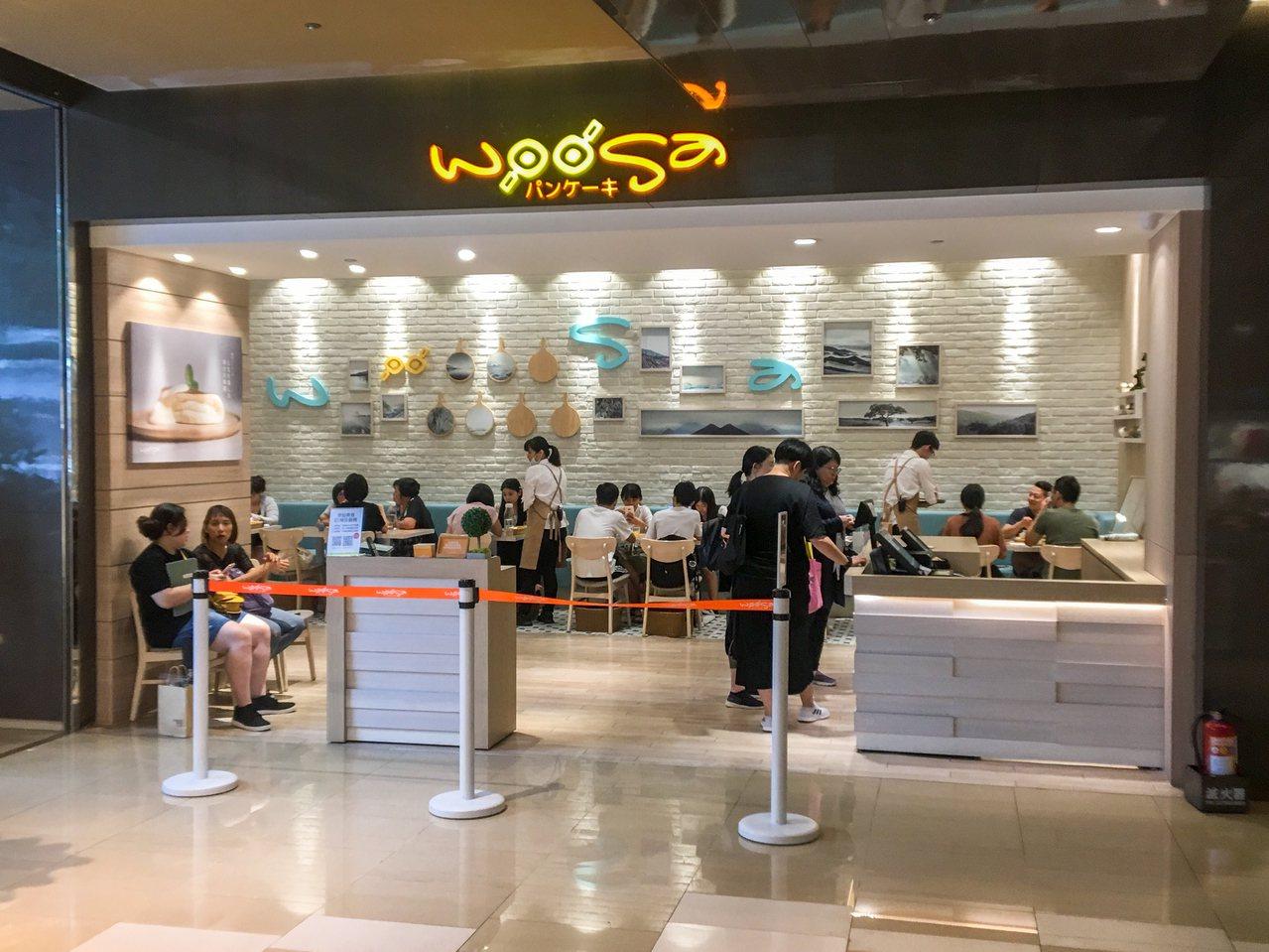 北市京站時尚廣場2樓的Woosa屋莎鬆餅屋,今早驚傳女員工手掌遭絞肉機捲入意外。...