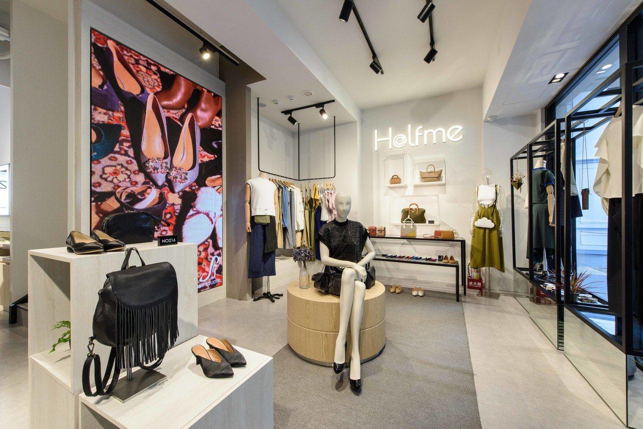 嘉裕西服透過Halfme共享電商平台,把觸角延伸到高級女裝、袋包,為轉型做準備。...