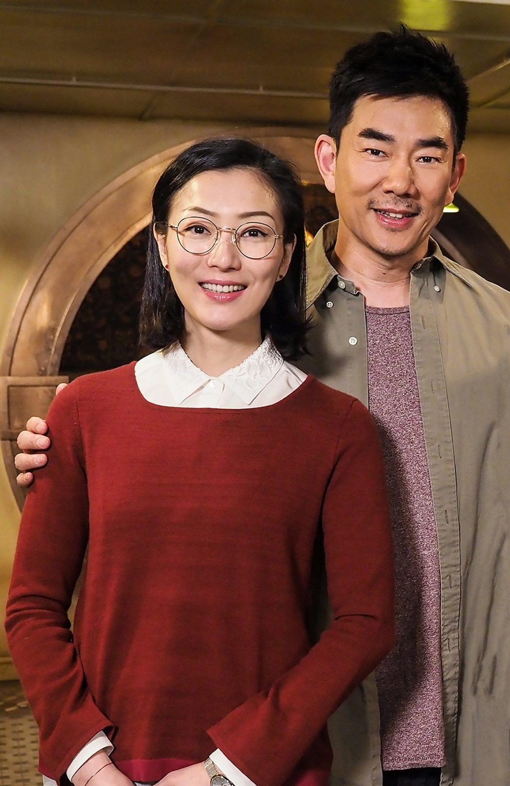 任賢齊客串「花椒之味」,相隔16年再結片緣。圖/華映提供