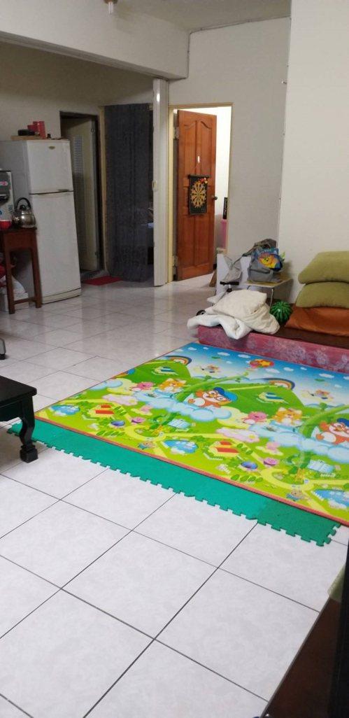 王姓婦人精心打造家庭托顧站,卻始終等不到身心障礙者。圖/嘉義市社會處提供