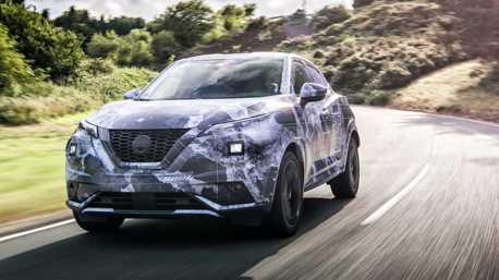 大改款Nissan Juke發表開始倒數!外傳將導入油電科技