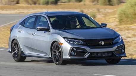 美規2020 Honda Civic五門掀背改了什麼?