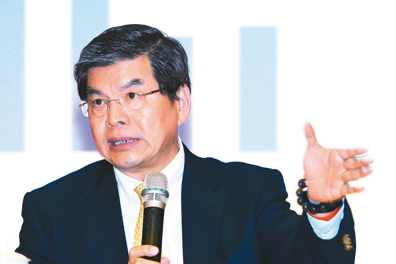 國泰金控總經理李長庚 記者潘俊宏/攝影