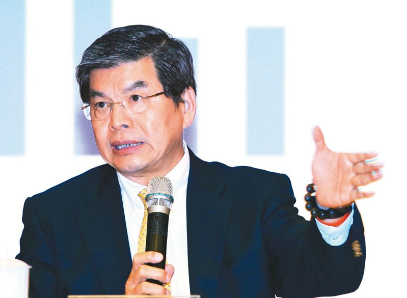 國泰金控總經理李長庚 聯合報記者潘俊宏/攝影