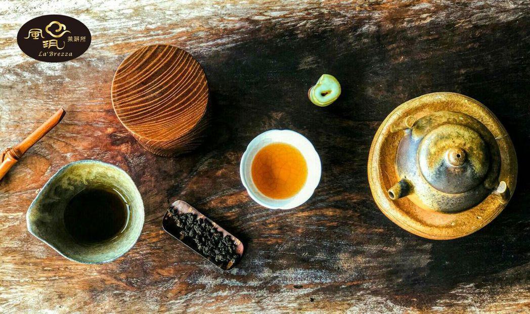 濃烈與細膩並存的自然茶味,一捻質樸的優雅甘甜。 風玥茶研所/提供