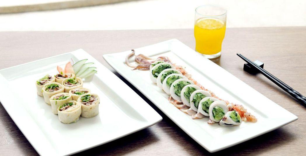 夏日輕食新選擇-自己動手做涼拌菜。  台南大飯店 提供