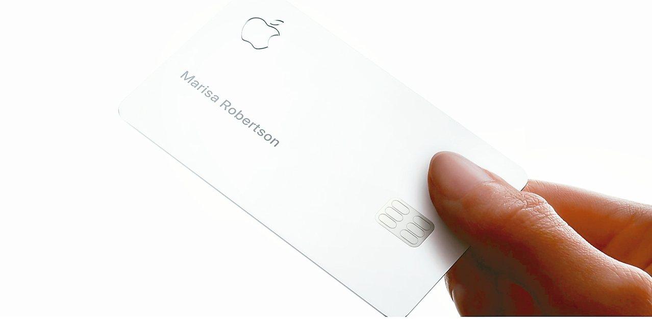 Apple Card放置需要注意。 圖/取自蘋果官網影片