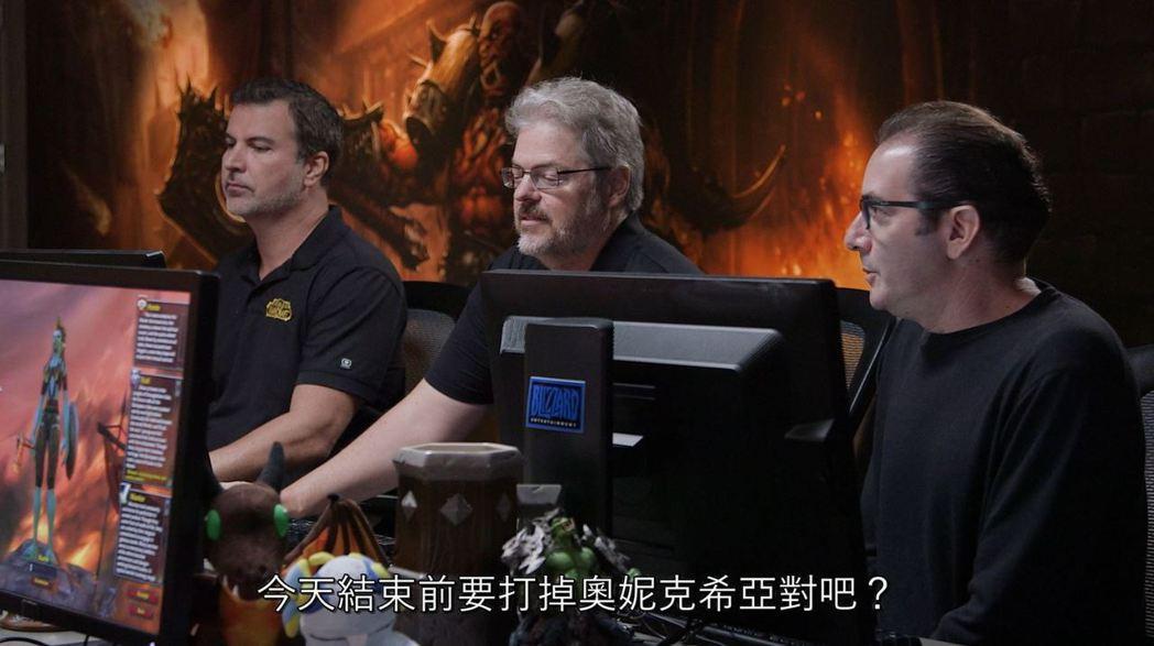 原班設計團隊在《魔獸世界》經典版中組隊,分享開發這款遊戲的心得