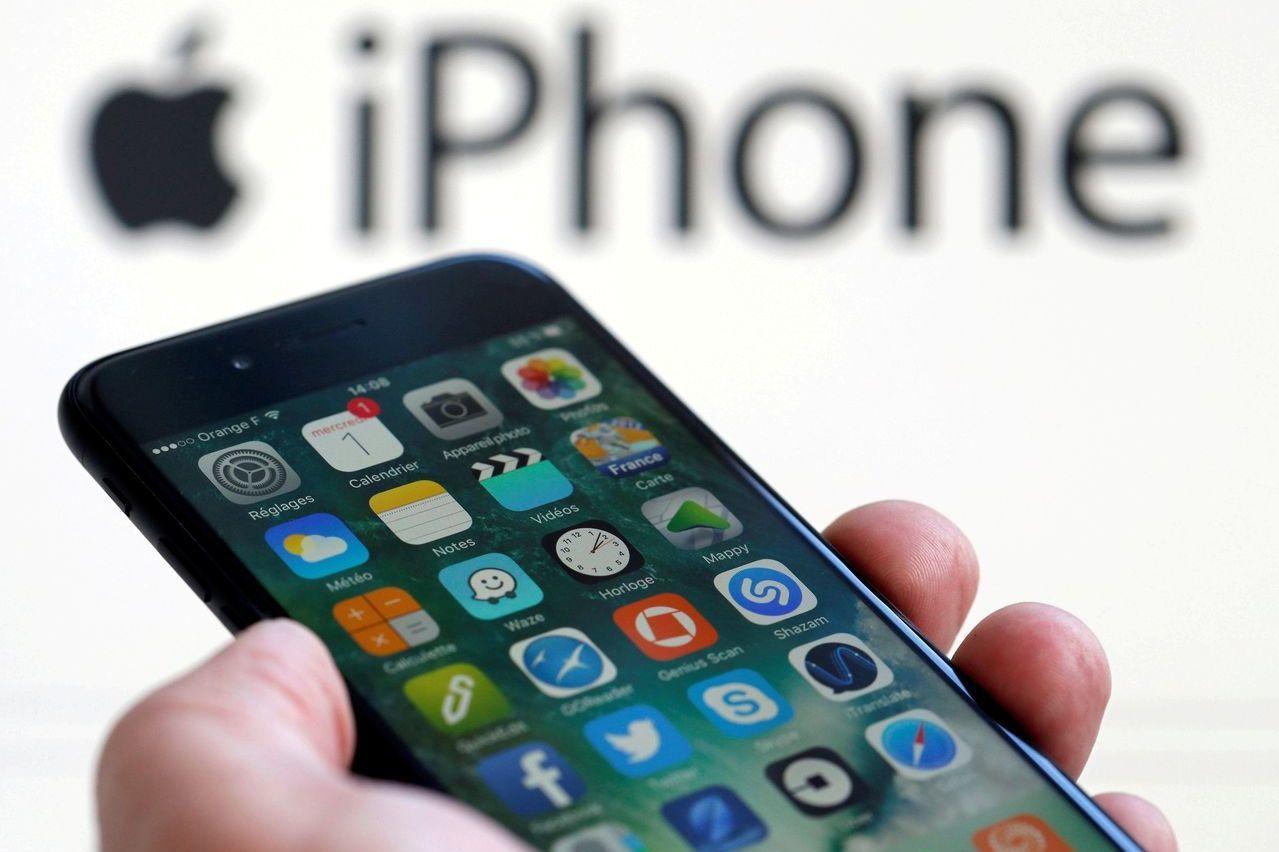 美國媒體「芝加哥論壇報」指出許多款iphone手機的輻射曝射量都超過了法定安全範...