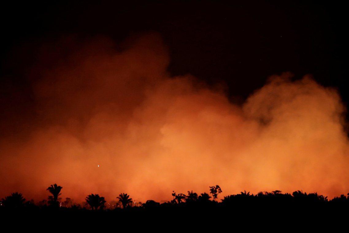 對於持續燃燒中的亞馬遜,博索納羅怒斥「國外勢力」之餘,也對外喊話表示「巴西根本沒...