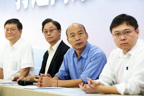 韓國瑜談能源政策:老調重彈的核四重啟,被輕忽的綠能配置